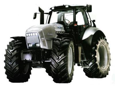 Трактор Lamborghini R8 - агресивний флагман нашого часу.